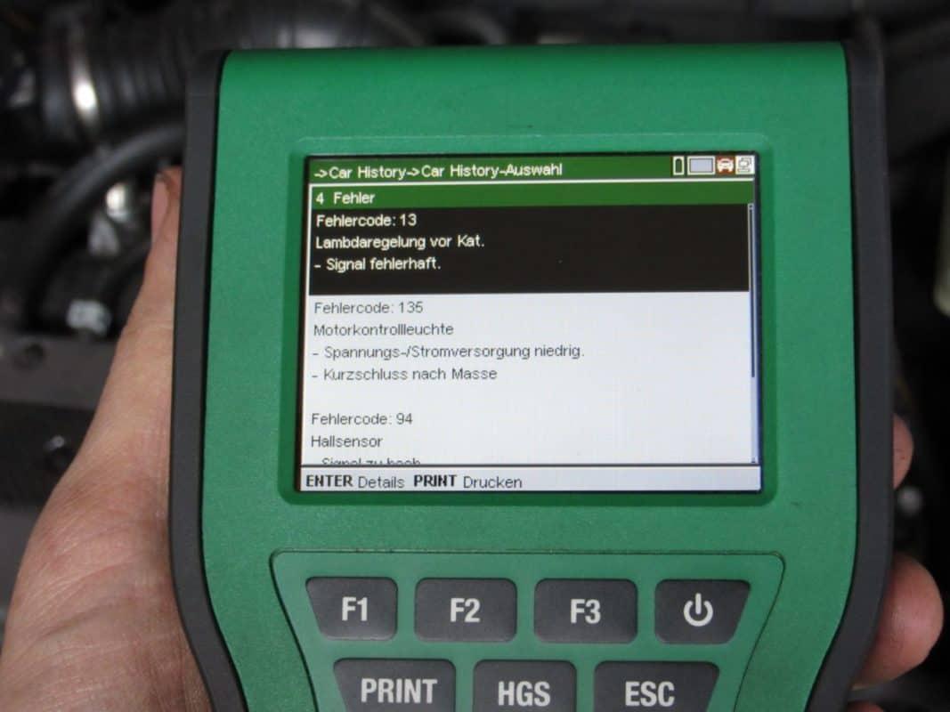 Jetzt mehr über Fehlerdiagnose in der Mietwerkstatt & JP-Reifen Rottbitze erfahren!